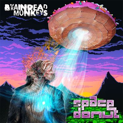 Braindead Monkeys: Space Donut